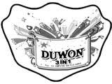 Duwon Toffee Dried