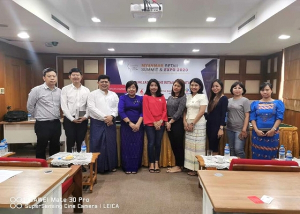 Myanmar Retail Summit and Expo 2020